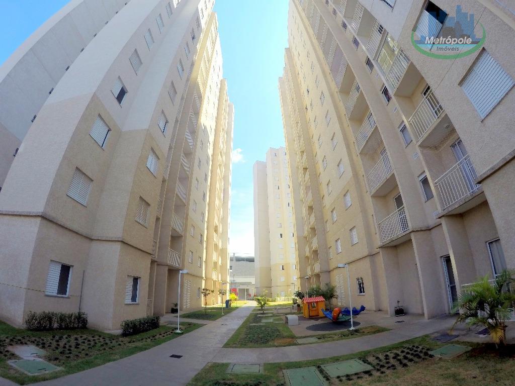 Apartamento residencial para locação, Jardim Bela Vista, Guarulhos - AP0150.