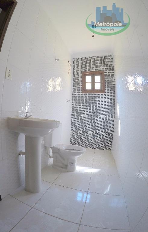 Casa de 2 dormitórios em Jardim Adriana, Guarulhos - SP