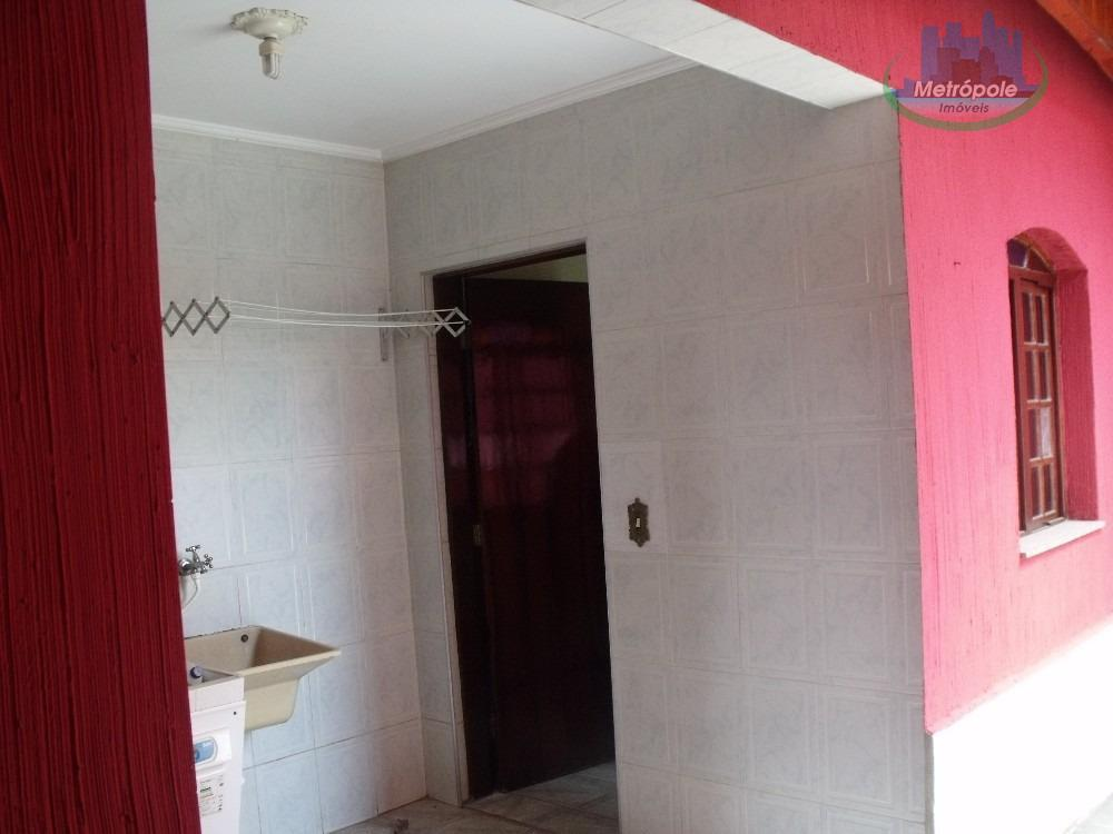 Casa de 3 dormitórios à venda em Jardim Santa Clara, Guarulhos - SP