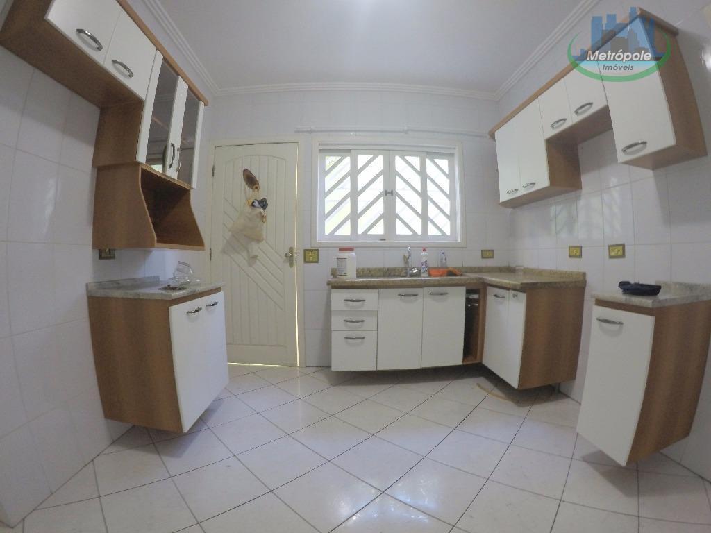 Casa residencial à venda, Jardim Jovaia, Guarulhos - CA0168.
