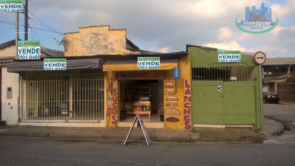 Terreno à venda em Jardim Tranqüilidade, Guarulhos - SP