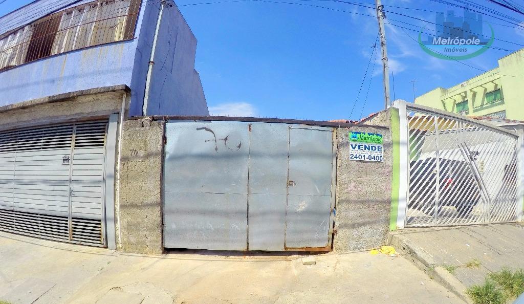 Terreno à venda em Jardim Santa Emilia, Guarulhos - SP