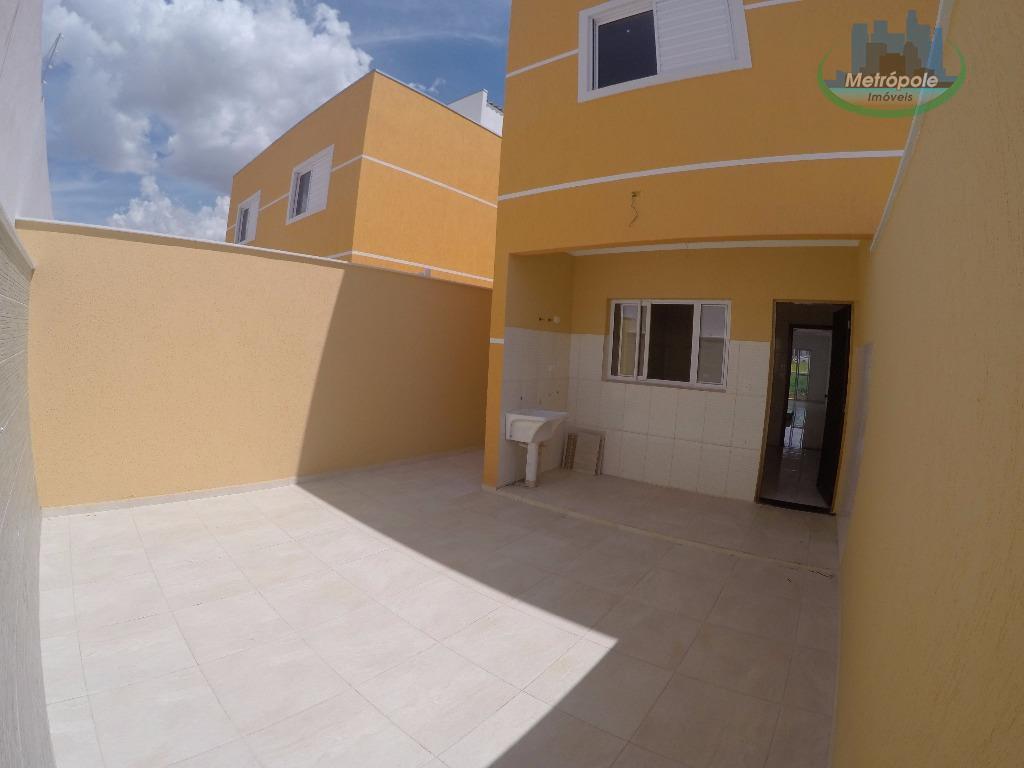 Sobrado de 3 dormitórios à venda em Jardim Paraventi, Guarulhos - SP