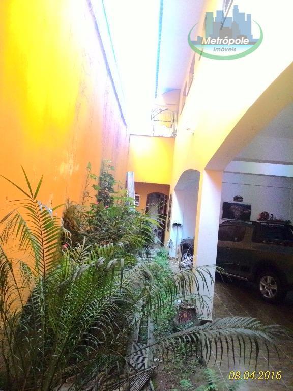 Casa de 3 dormitórios à venda em Vila Rosália, Guarulhos - SP