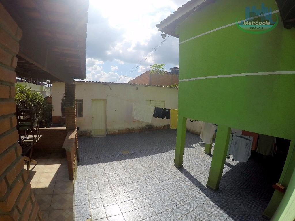 Casa de 3 dormitórios em Jardim São João, Guarulhos - SP