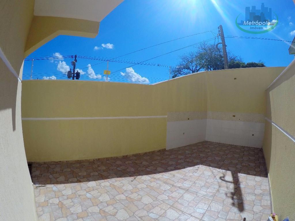 Sobrado de 3 dormitórios em Jardim Monte Carmelo, Guarulhos - SP