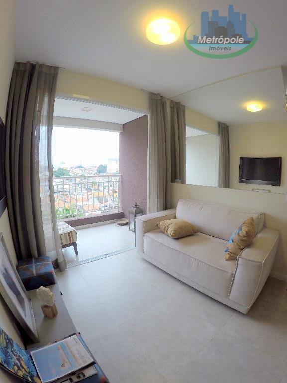 Apartamento de 2 dormitórios à venda em Vila Augusta, Guarulhos - SP