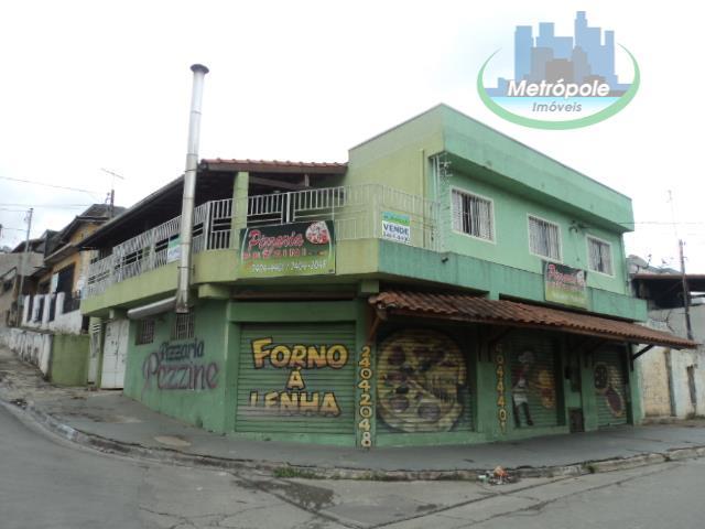 Imóvel pra Renda, Cidade Martins, Guarulhos.