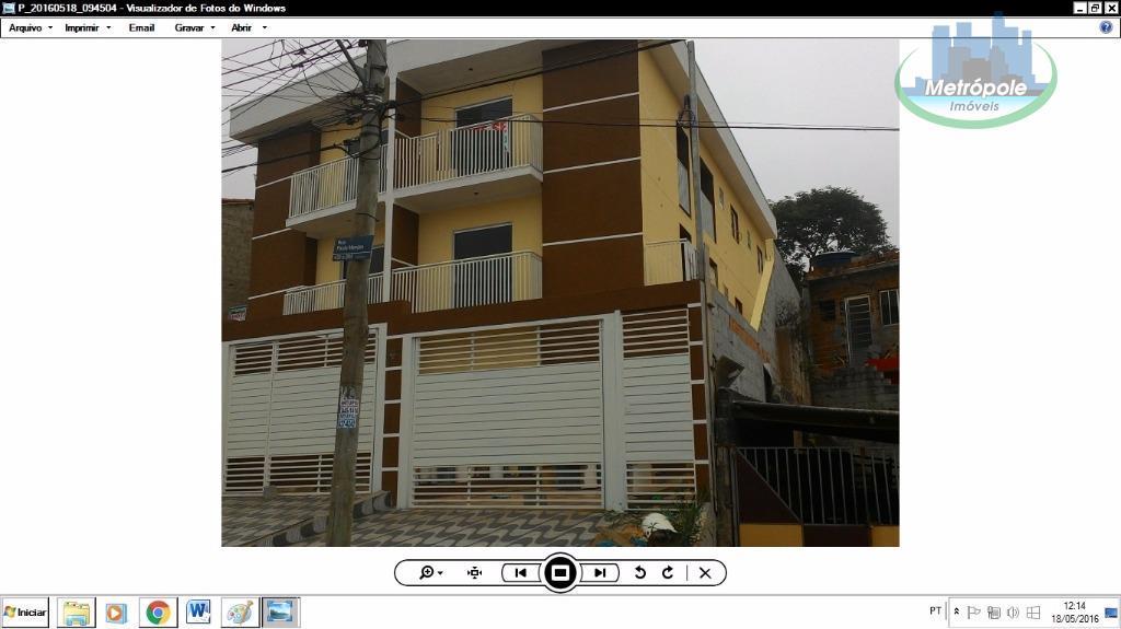 Sobrado de 2 dormitórios à venda em Jardim Fortaleza, Guarulhos - SP