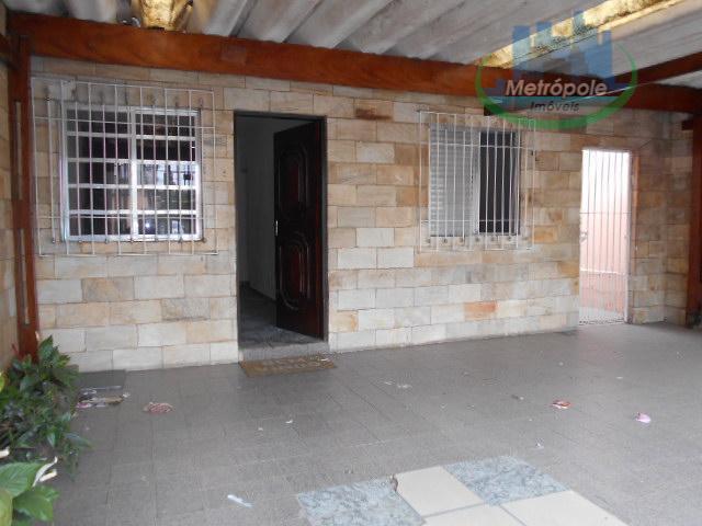 Casa residencial para venda e locação, Vila Barros, Guarulhos - SO0171.