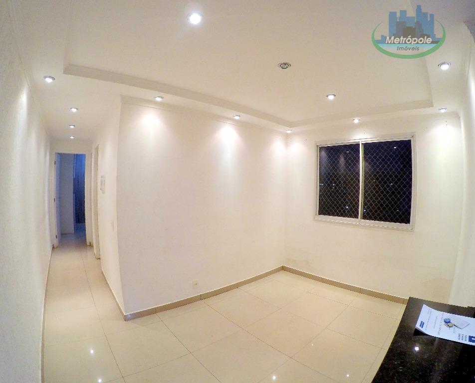 Apartamento residencial à venda, Cocaia, Guarulhos - AP0273.
