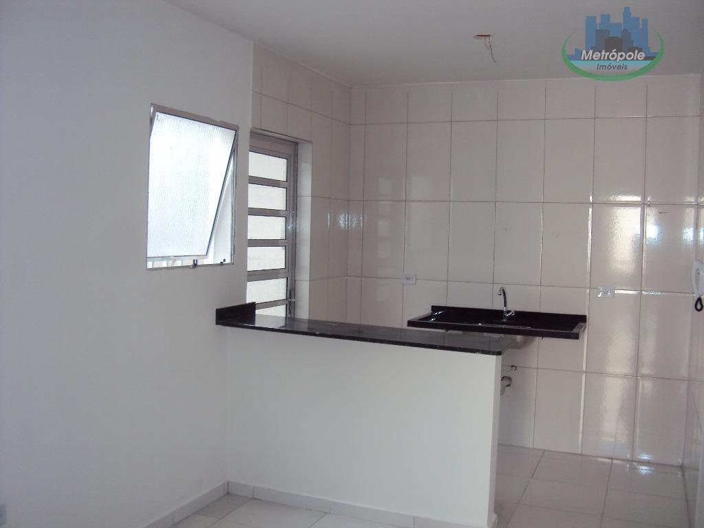Apartamento residencial para locação, Jardim Bela Vista, Guarulhos - AP0276.