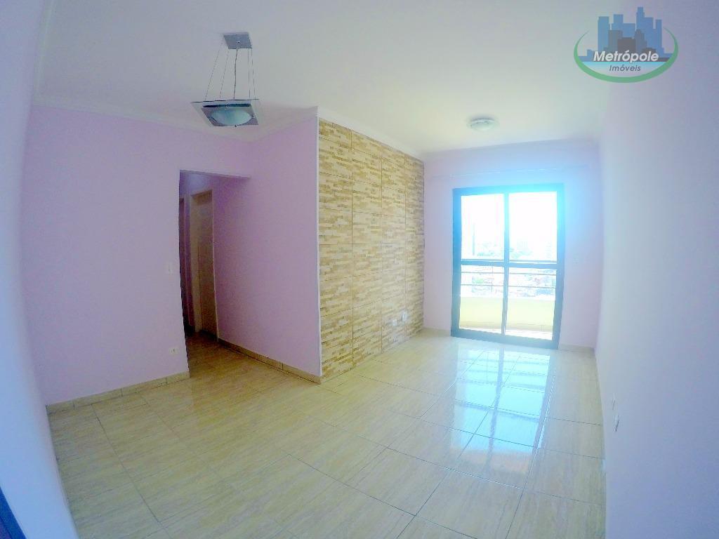 Apartamento residencial à venda, Gopoúva, Guarulhos - AP0216.