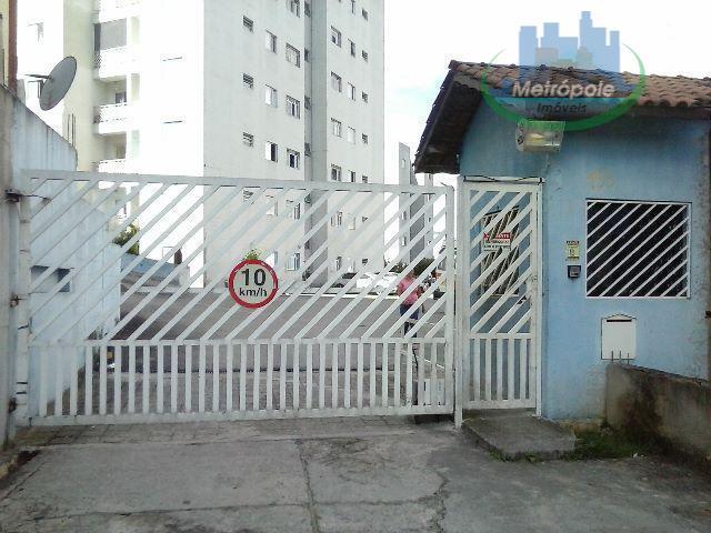 Apartamento residencial para venda e locação, Parque Primavera, Guarulhos - AP0313.