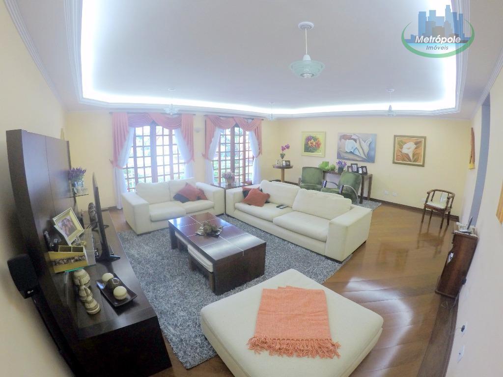 Sobrado de 3 dormitórios à venda em Jardim Bom Clima, Guarulhos - SP