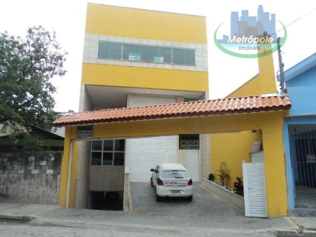 Sala comercial para locação, Taboão, Guarulhos.