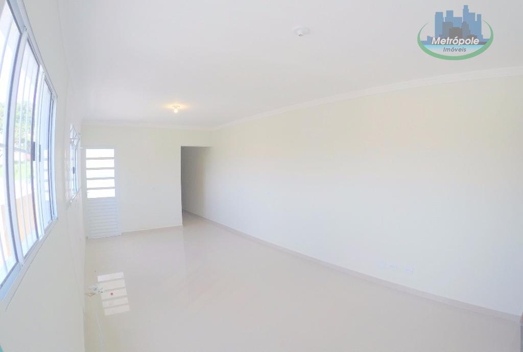 Casa residencial à venda, Jardim Bela Vista, Guarulhos - CA0238.