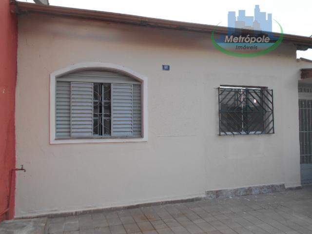 Casa residencial à venda, Jardim Nova Taboão, Guarulhos - CA0211.