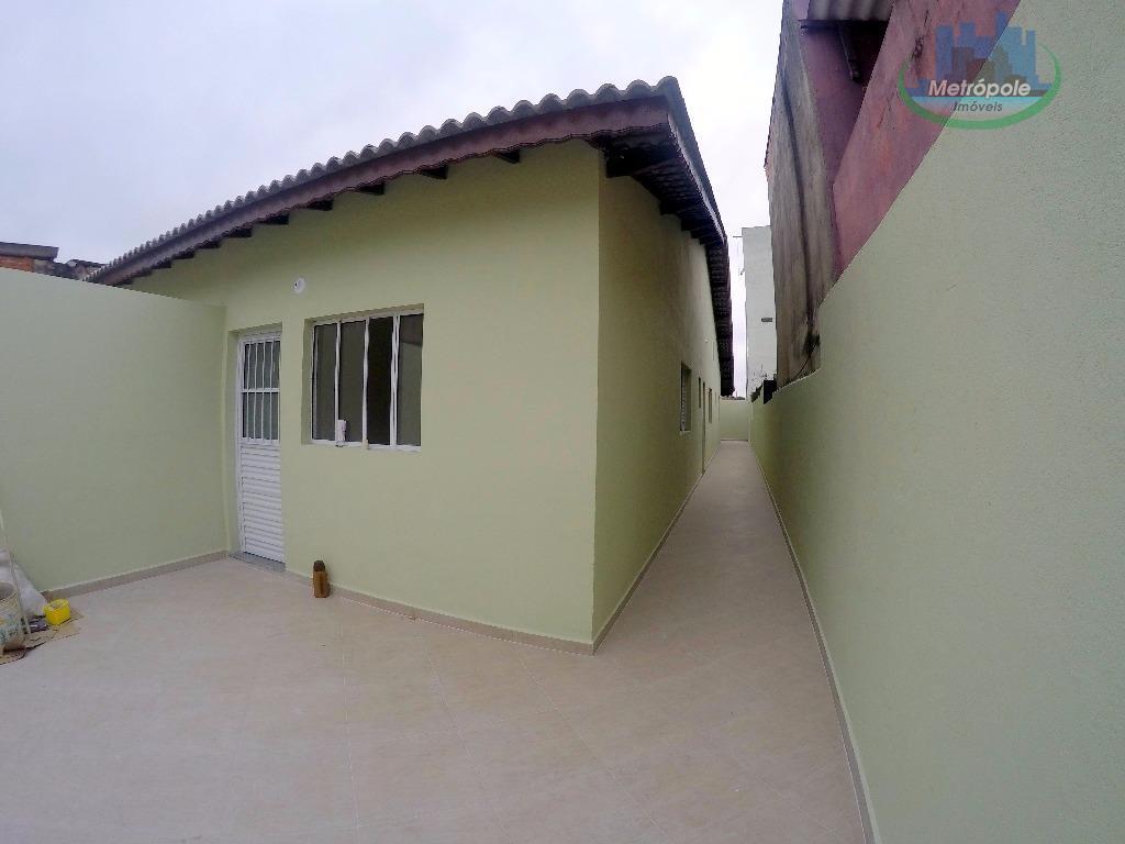 Casa residencial para locação, Jardim Paraíso, Guarulhos.