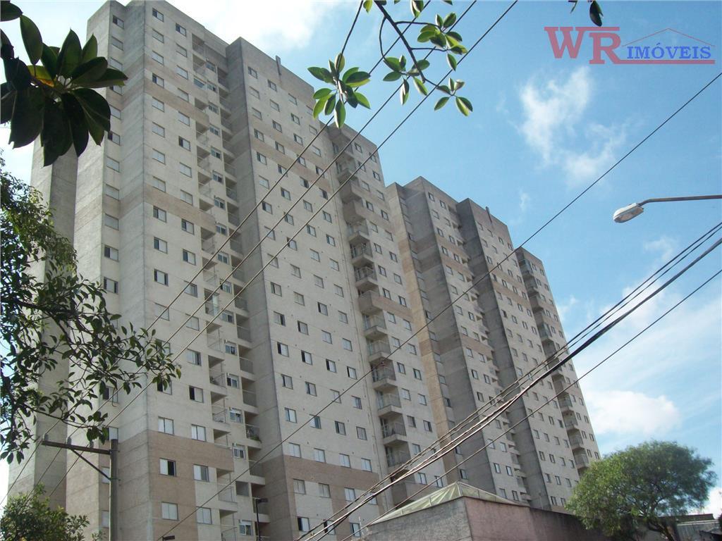 Apartamento residencial à venda, Ferrazópolis, São Bernardo do Campo - AP0275.