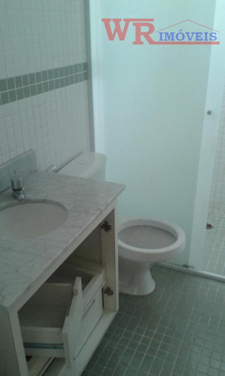 apartamento residencial para locação, centro, são bernardo do campoau 67 m², 2 dormitórios, sala p/2 ambientes,...