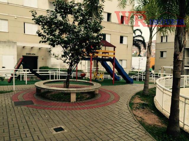 lindo apartamento a venda jd irajá são bernardo campo com au 60 mts.sendo 03 dormitórios planejados...