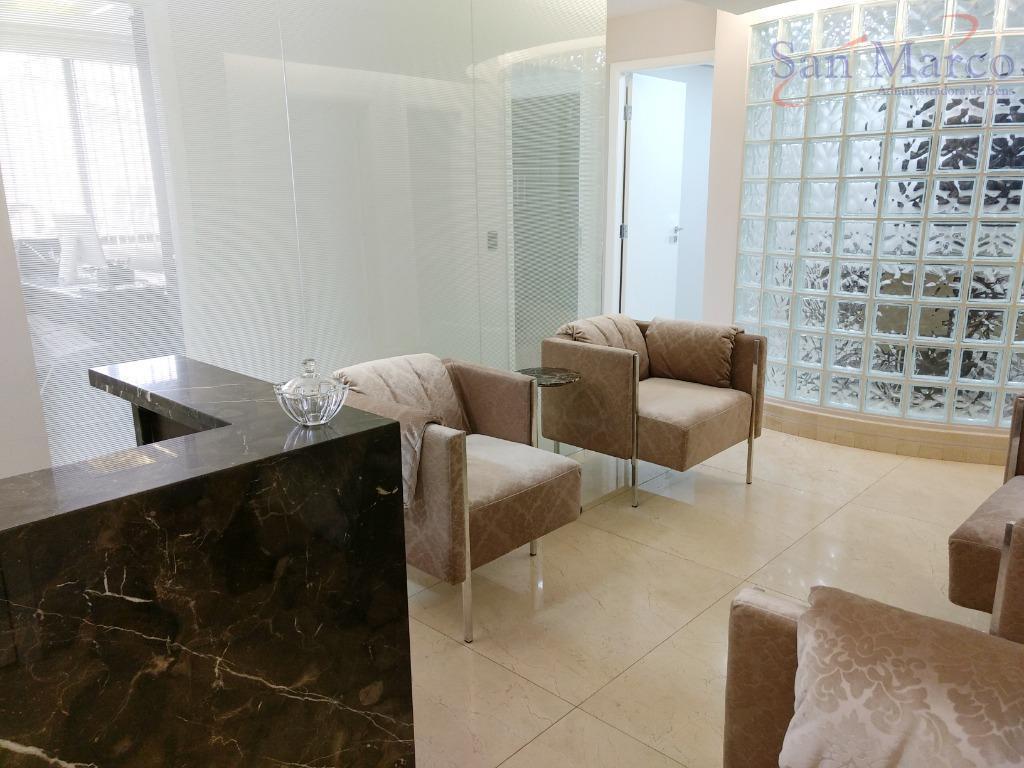 conjunto comercial reformado e finamente decorado, com mesas em mármore e pronto para ocupação. composto por...