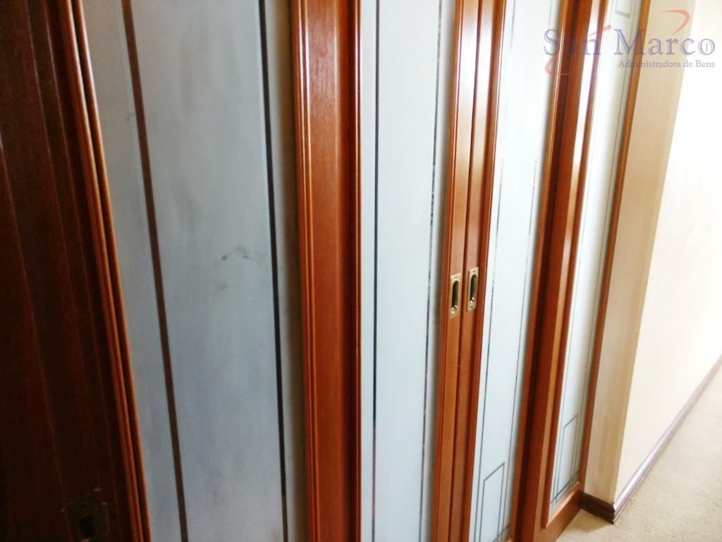 apartamento:04 dormitórios, sendo duas suítes, possuindo a máster closet e hidro;sala para 02 ambientes com sacada...