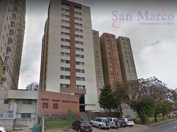 Apartamento 2 dormitórios, alugar, locação, Novo Mundo, Pedro Gusso, Edifício Nicole II, Curitiba/PR