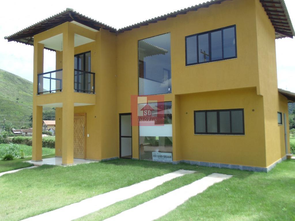 Casa residencial à venda, Vargem Grande, Teresópolis.