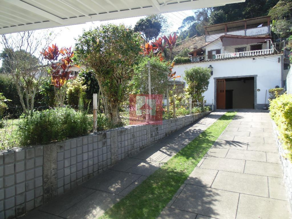 Casa residencial à venda, Vale do Paraíso, Teresópolis.