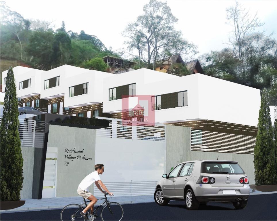 Casa à venda em Teresópolis, Granja Florestal