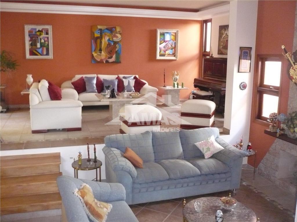 Casa Residencial à venda, Jardim Paulista I, Vinhedo - CA0191.