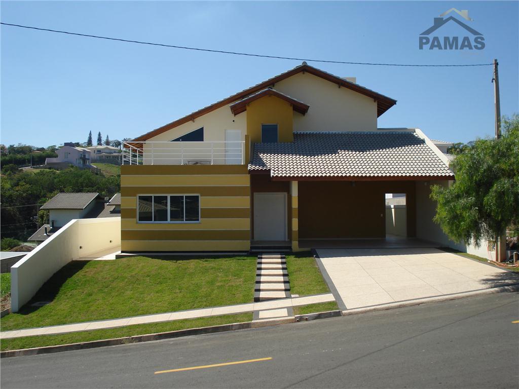 Casa Residencial à venda, Condomínio Terras de Vinhedo, Vinhedo - CA0110.