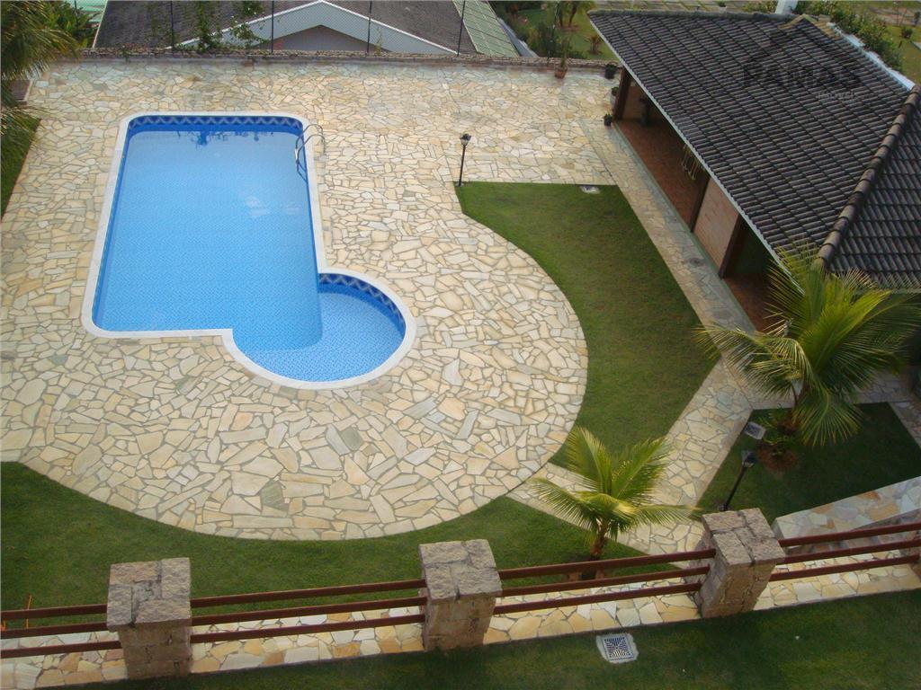 Casa Residencial à venda, Condomínio Estância Marambaia, Vinhedo - CA0215.