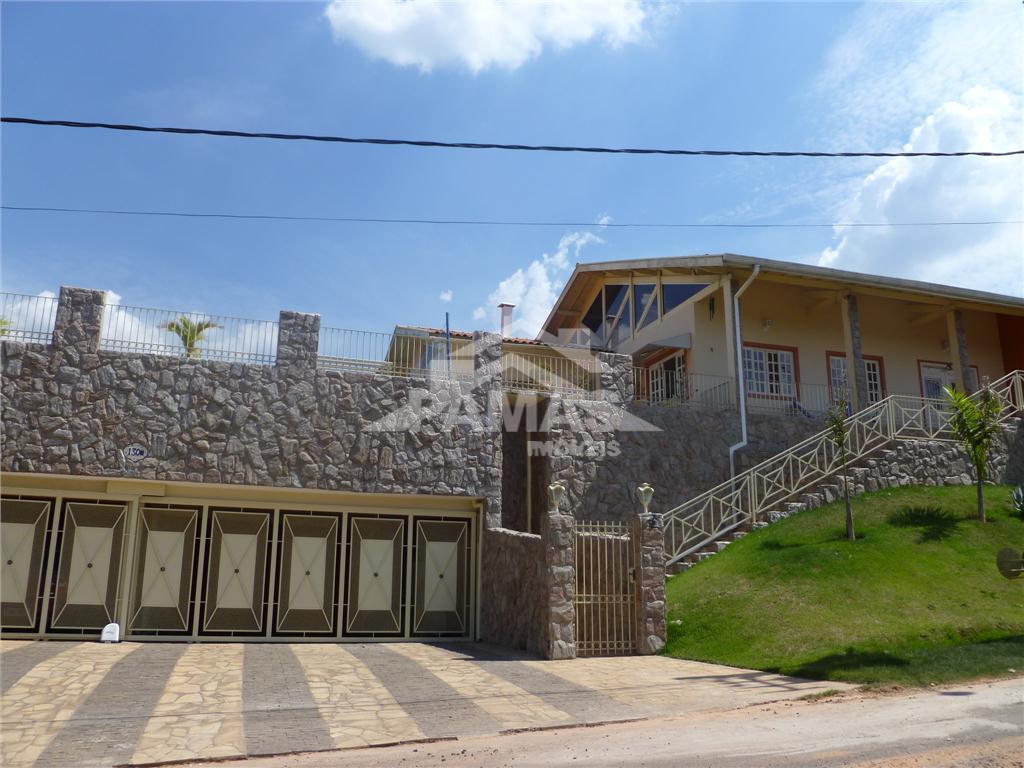 Casa residencial à venda, Condomínio Santa Tereza, Vinhedo.