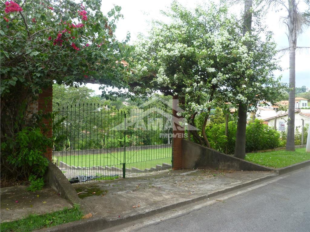 Terreno residencial à venda, Chácaras do Lago, Vinhedo.