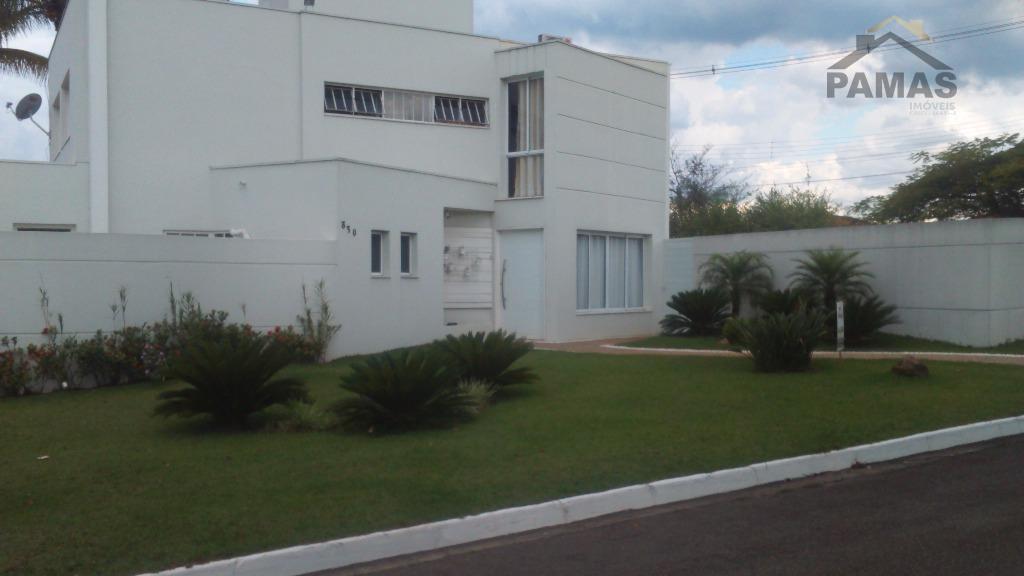 Casa para locação, 04 quartos, Condomínio Vista Alegre - Sede, Vinhedo.
