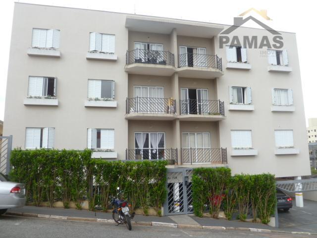Apartamento residencial à venda, Jardim Itália, Vinhedo - AP0242.