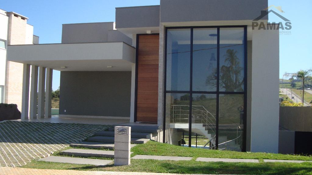 Casa residencial à venda, Condomínio Campo de Toscana, Vinhedo.
