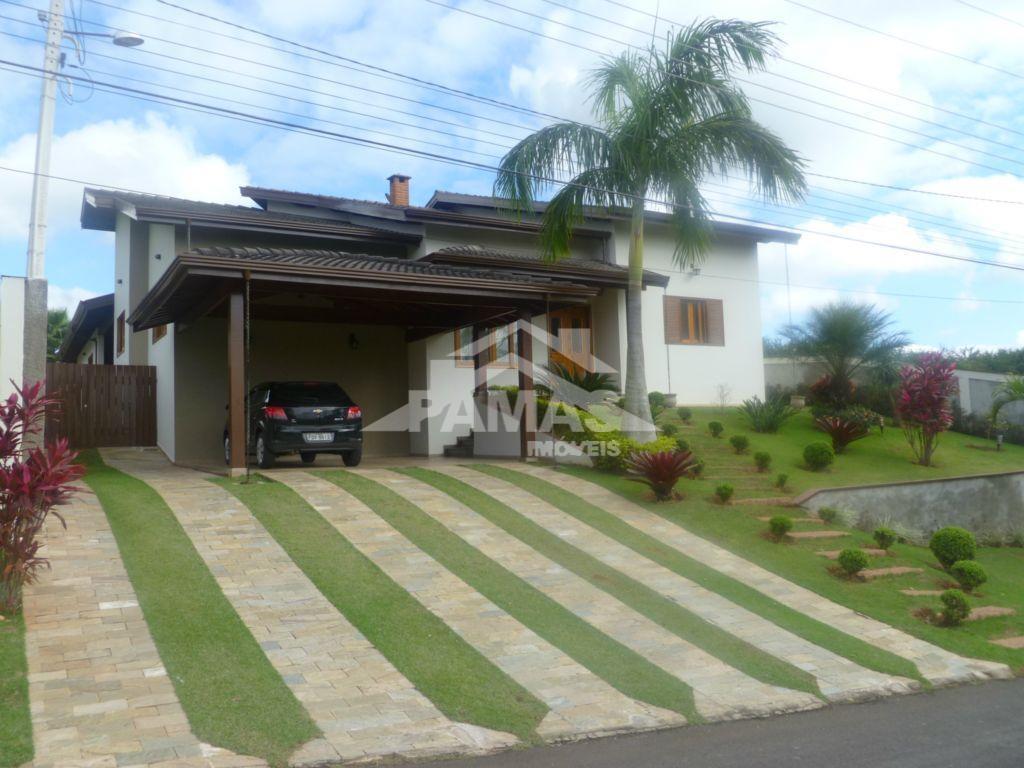 Casa  residencial à venda, Condomínio Residencial Terras de Santa Tereza, Vinhedo.