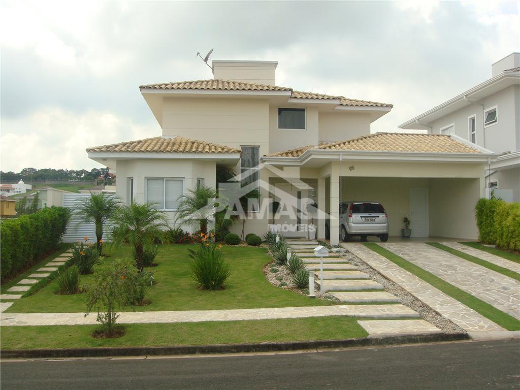 Casa Residencial à venda, Condomínio Terras de Vinhedo, Vinhedo - CA0173.