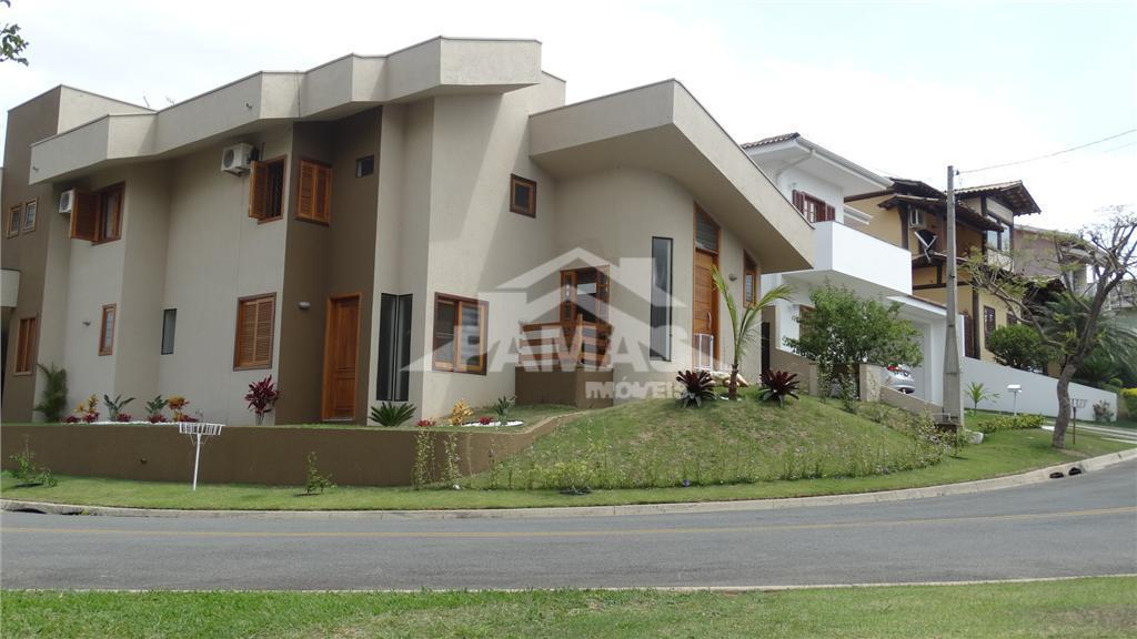 Casa Residencial à venda, Condomínio Jardim das Palmeiras, Vinhedo - CA0047.