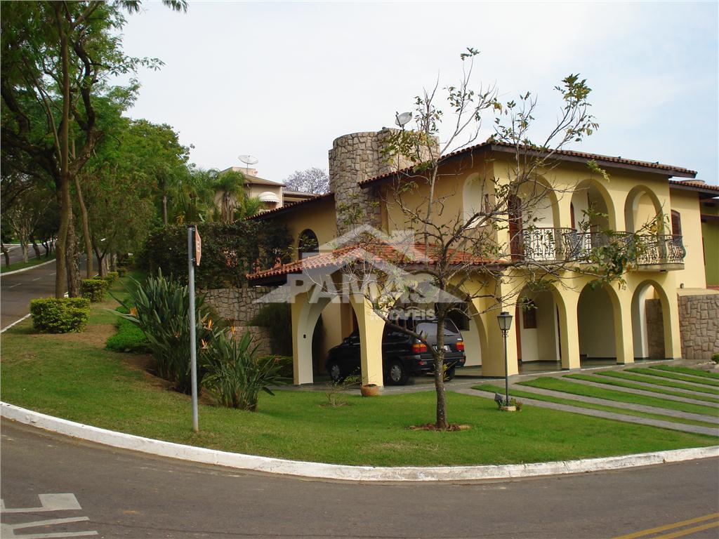 Casa Residencial à venda, Condomínio Vista Alegre - Sede, Vinhedo - CA0019.