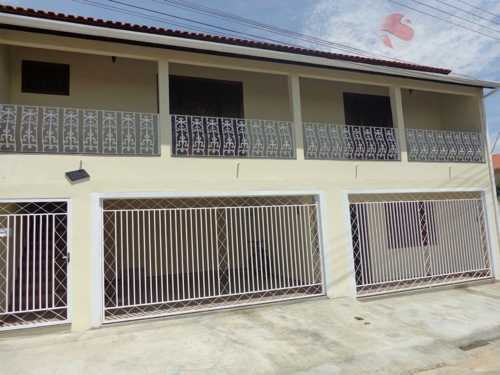 Casa residencial para venda e locação, Jardim Paraíso, Pouso Alegre - CA0034.