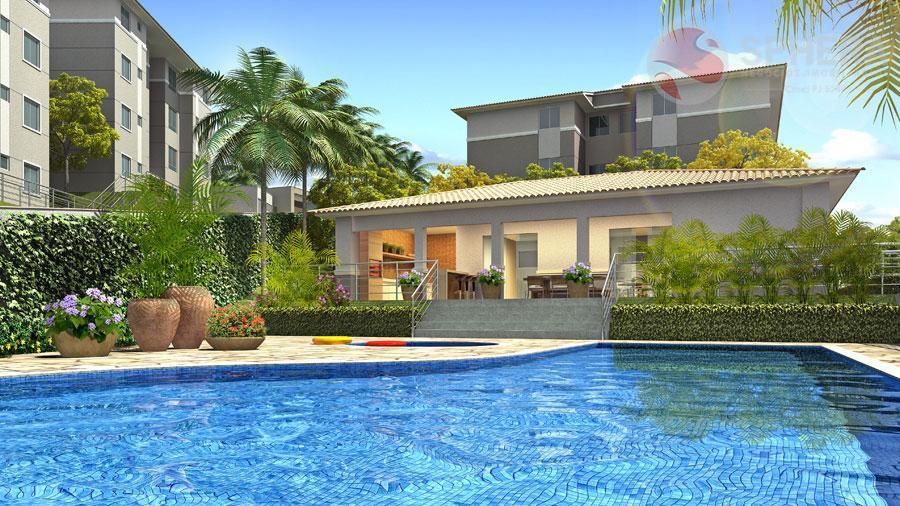 Apartamento residencial para venda e locação, Pão de Açúcar, Pouso Alegre - AP0231.