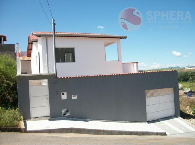 Casa residencial para venda e locação, Jatobá, Pouso Alegre - CA0146.