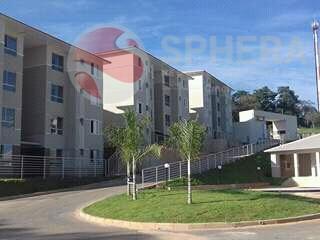 Apartamento residencial para locação, Pão de Açúcar, Pouso Alegre.