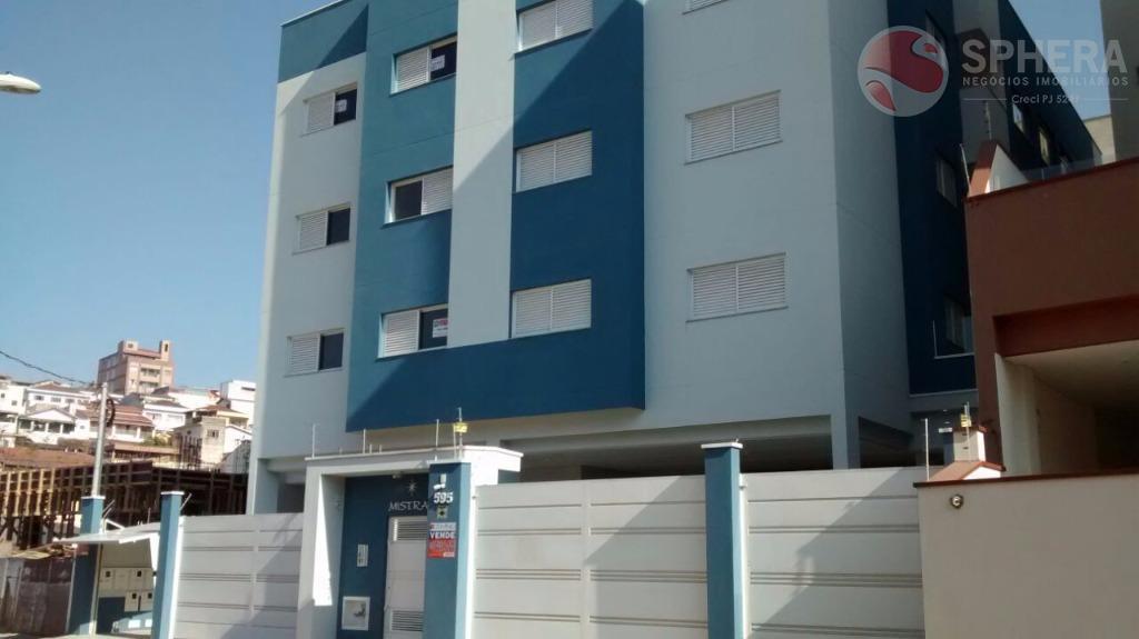 Apartamento residencial para venda e locação, Primavera, Pouso Alegre.