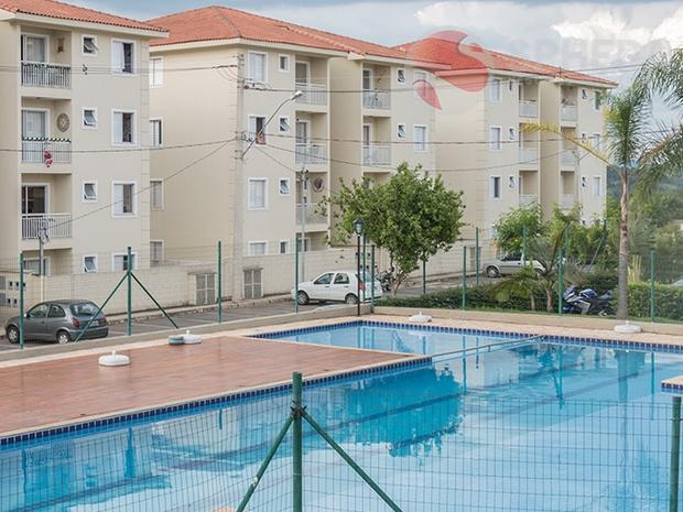 Apartamento residencial à venda, Jardim Califórnia, Pouso Alegre.